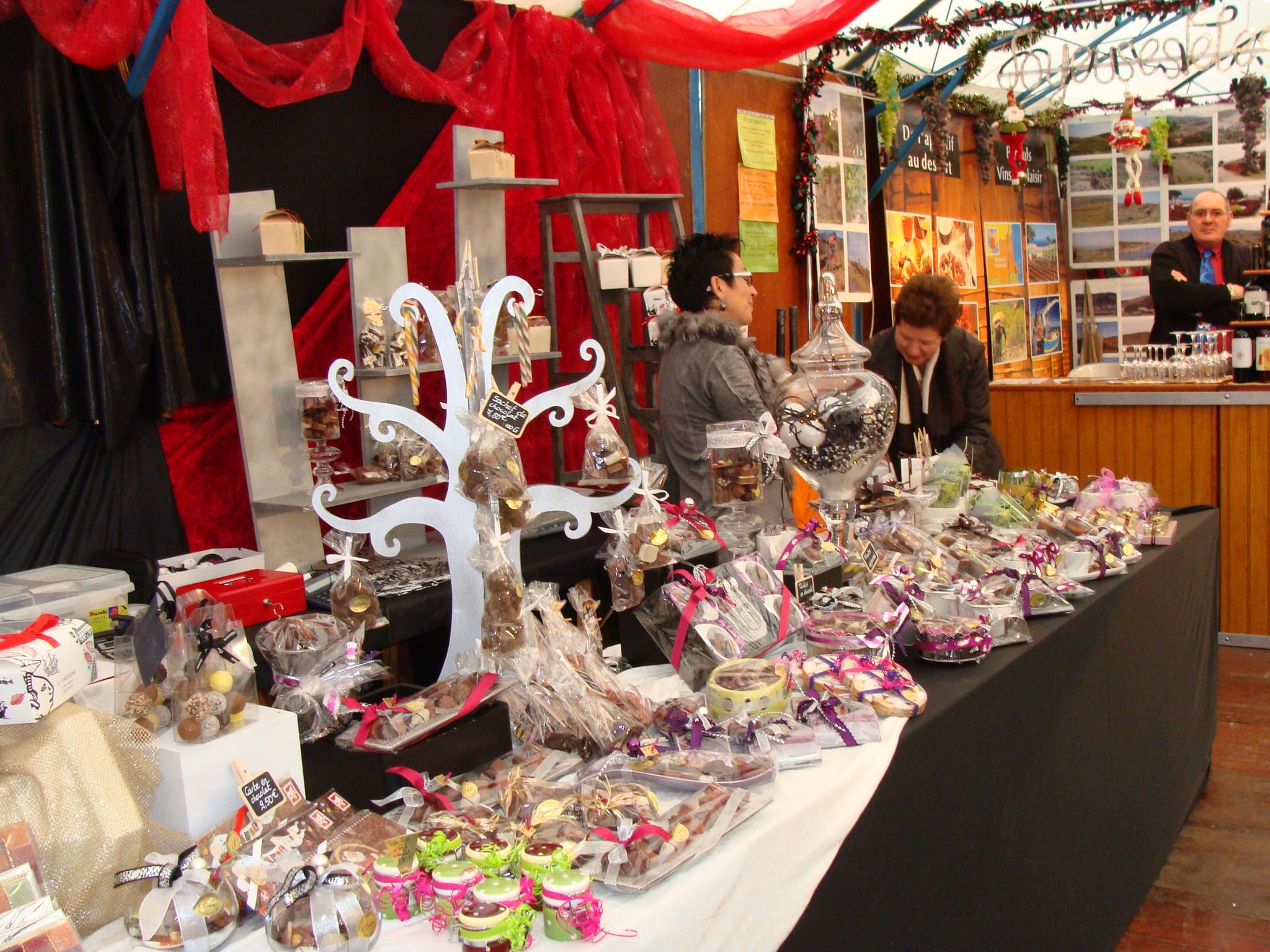 Marché de Noël_Carentan