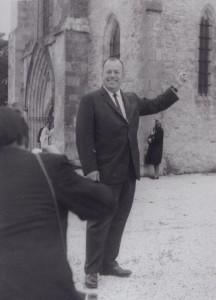John Steele, parachutiste de l'église de Sainte Mère Eglise