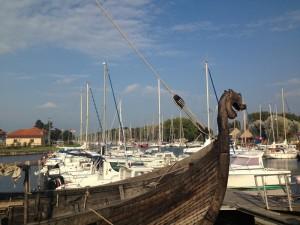 Dreknor drakkar viking Carentan