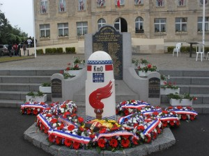 borne_km_0_voie_liberte_sainte_mere_eglise_general_patton_normandie