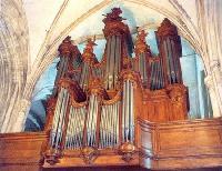 Orgue Notre-Dame de Carentan