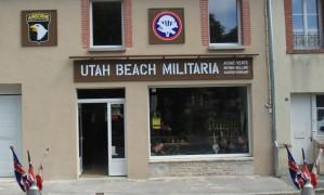 Military shop - OT Baie du Cotentin - Sainte Mère Eglise et Carentan