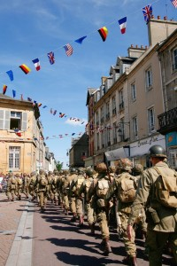 Carentan Liberty March 2015 - C. Cauchard