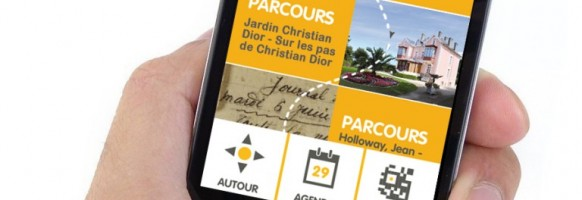 Application smartphone Sainte Mere Eglise Kit'M