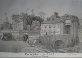 Carentan 1845