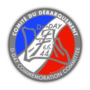 logo comité du débarquement normandie dday