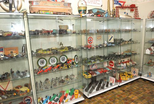 musee rn 13 station 70 osmanville objets jeux anciens