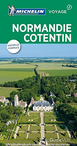 Guide Vert MICHELIN 2017 Normandie Cotentin