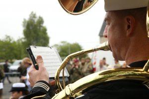 cérémonie D DAY musique