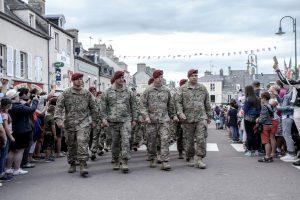Retour des troupes de La Fière à SME (23)©C