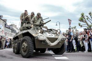Retour des troupes de La Fière à SME (7) ©C