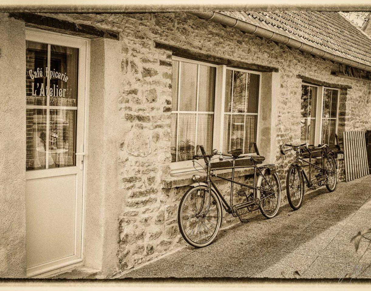 atelier cafe epicerie ancien annees 40 carentan baie cotentin