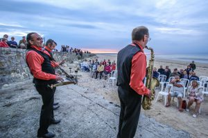 concert_foucarville_plage_utah_beach_juin_june_normandy