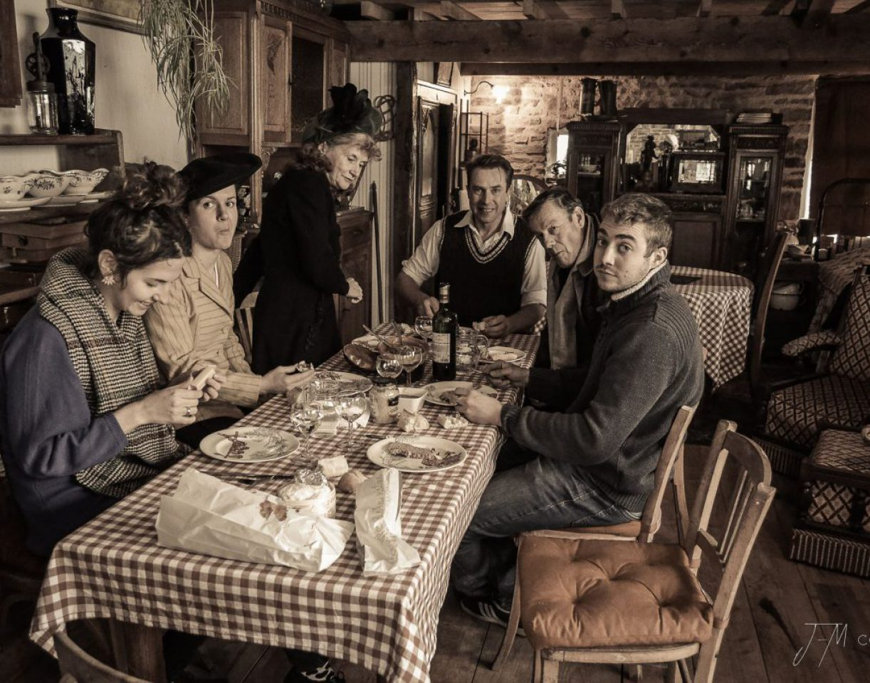 atelier cafe epicerie annees 40 carentan baie cotentin