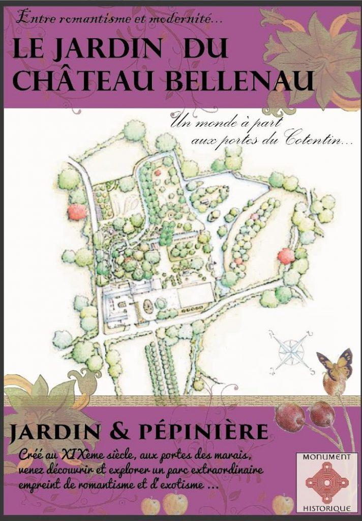 Visuel_Flyer2018©Jardin du Château Bellenau