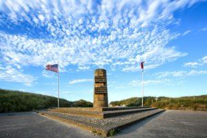 baie du cotentin monument leclerc debarquement dday utah beach