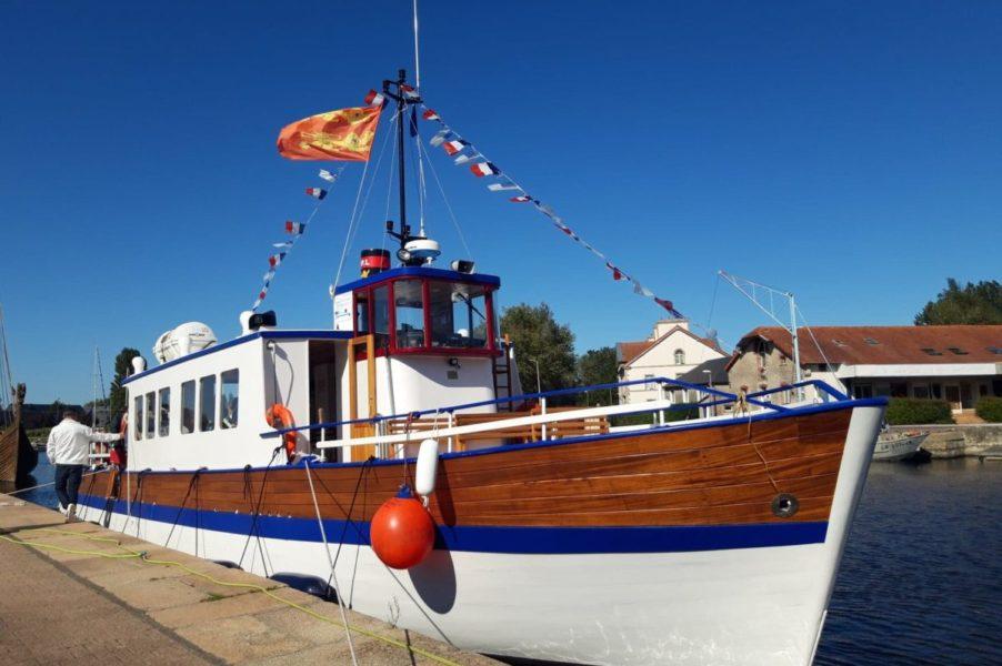 promenade_bateau_mer_belle_carentan_port_septembre2019©Office de tourisme Baie du Cotentin (11)