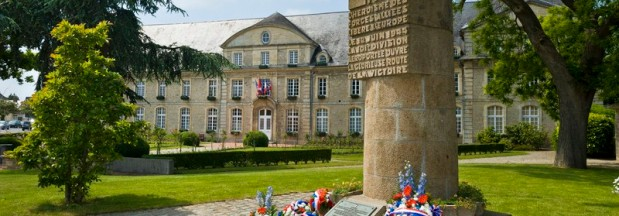 Mairie de Carentan, Monument Signal - Marc Lerouge