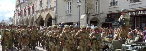Carentan Liberty March