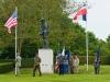 Mémorial des parachutistes, la Fière, Sainte Mère Eglise, Picauville, Amfreville