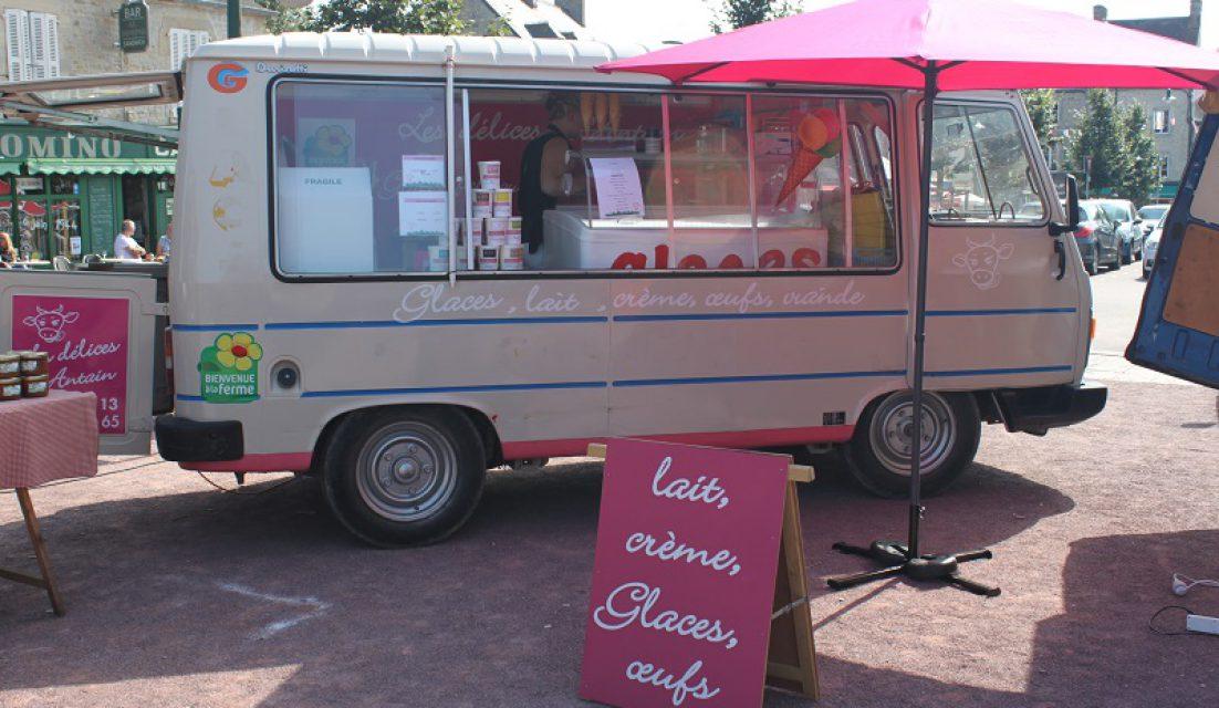 marché terroir produit artisanat ete sainte mere eglise baie cotentin
