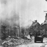 rue_destruction_liberation_dday_debarquement_carentan_juin_1944_normandie