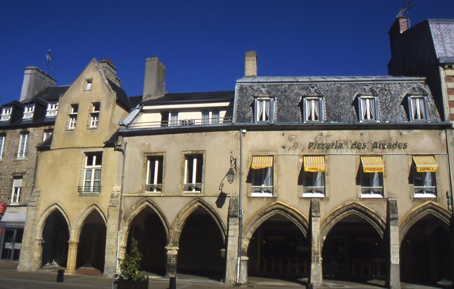Les Arcades Médiévales de Carentan