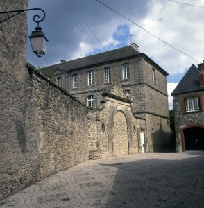 Hôtel de Lessey Carentan