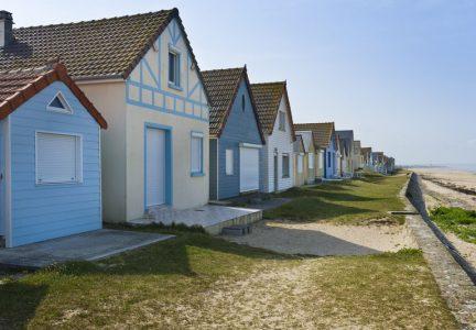 cabine_couleur_plage_pecheur_utah_beach_ravenoville_baie_cotentin