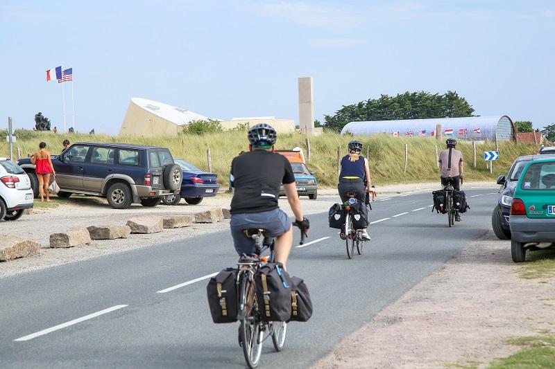 Randonnée cyclo_vélo_UTAH BEACH©C. Cauchard (2)
