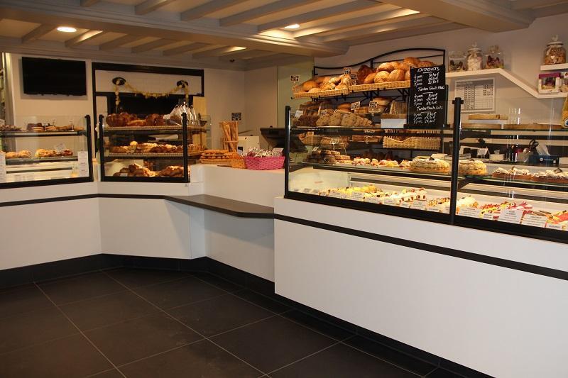 boulangerie patisserie gateau pain fournil sainte mere eglise