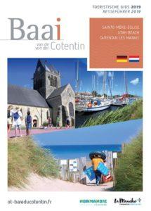 couv_guide_touristique_NL_D_2019©Office tourisme Baie du Cotentin