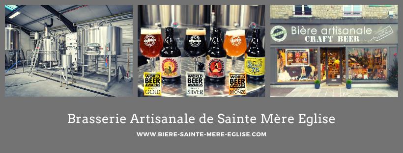 bandeau_brasserie_biere_sainte_mere_eglise©Bière Sainte-Mère-Eglise