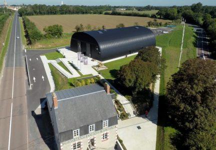 dday experience centre parachutiste 101 airborne saint come mont baie cotentin