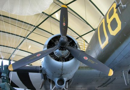 musee airborne museum parachutiste 82 101 airborne sainte mere eglise baie cotentin
