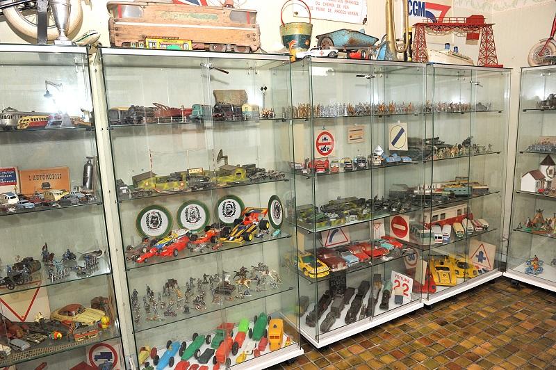 musee rn 13 station 70 osmanville objets jeux anciens