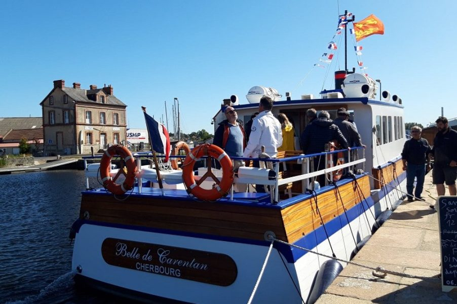 promenade_bateau_mer_belle_carentan_port_septembre2019©Office de tourisme Baie du Cotentin (4)