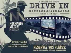 cinéma_Drive-in_6juin2020©Normandy Victory Museum