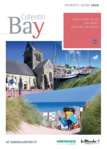 couverture_touristic_guide_2020_bay_cotentin©office tourisme Baie du Cotentin