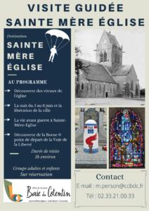 Visite Guidée Sainte Mère Eglise